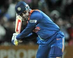 Sehwag out of T20 World Cup, Vijay named replacement
