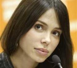 Oksana Grigorieva confirms break-up with Mel Gibson