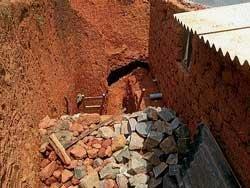 'Tunnel under house' worries Indira Awas beneficiaries