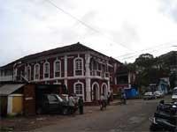 Goa's heritage structures under threat