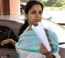 IPL controversy: Supriya says husband being defamed