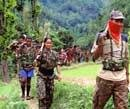 Maoist killed, two CRPF personnel injured in Jharkhand