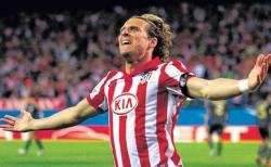 Atletico ride on Forlan