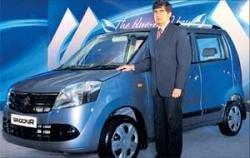 Maruti unveils new WagonR