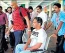 Emirates plane hits airpocket
