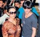 RoC issues notices to SRK, Gauri