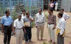 ASI team visits Datta Peeta