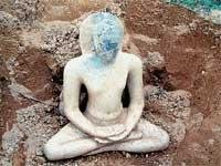 500-year-old idol found in Mudigere