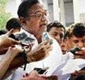 There's rule of law in India: Chidambaram