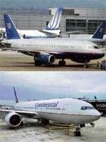 UAL to buy Continental Airlines Inc