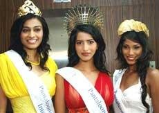 Miss India winners raring to shine at international fora