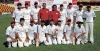 Hindu Sabha crowned champions