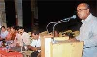 'Officials must compulsorily attend Janaspandana'