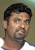 Murali ruled out of WT20