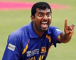 Sri Lanka refusing to give up on Murali