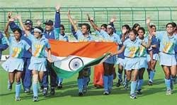 Indian women's hockey team in tough World Cup pool
