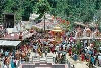 Pomp marks annual rathotsava