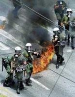 Three dead in Greek protest