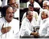 Lalu, Ananth bring LS down