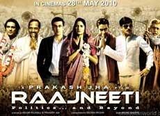 'Raajneeti' going to IIFA, Prakash Jha panicky