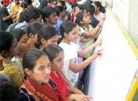 North districts on a slippery SSLC slope