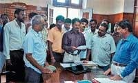 C'magalur scribes flay police action