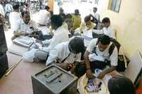 GP Poll today; 7,006 in fray for 2,409 wards