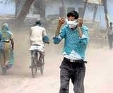 Squall kills 50 in UP, Bihar