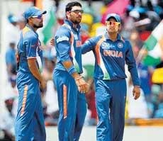 Big day beckons India, Windies