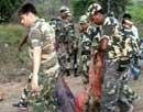Maoists blow up CRPF vehicle; 8 troopers killed