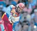 Windies thump India in crucial T20 match
