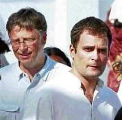 Rahul opens IT Gates to Amethi