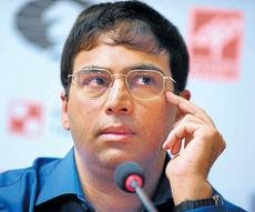 Brilliant Anand retains right to rule the world