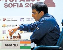 My toughest match: Anand