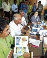A handbook of Karnataka released
