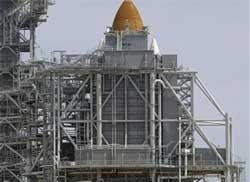 Space shuttle Atlantis gears up for final launch