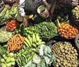 Food inflation up to 16.44%