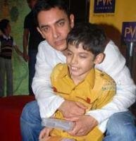 I want Aamir uncle to be proud of me: Darsheel