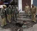 Six injured in Kashmir grenade attack