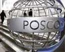 Clash at Posco site