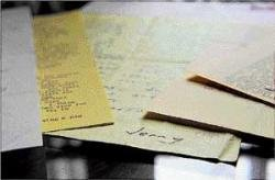 The Salinger letters