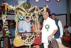 Basavanna, a champion of social equality: CM