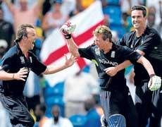 England grab title in emphatic style