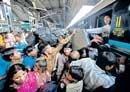 Mamata under attack for Delhi mishap