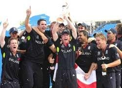 England crowned T20 champs