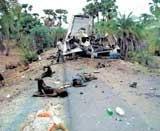 Dantewada attack kills 36