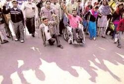 Disabled community watches over panel to replace PWD Act