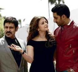 'Raavan' was most challenging: Mani