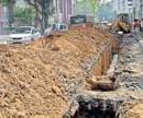 Palike takes a dig at BWSSB for pothole menace