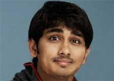 Now I want to show my romantic side: Siddharth